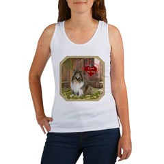 Collie Women's Tank Top