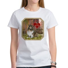 Collie Women's T-Shirt