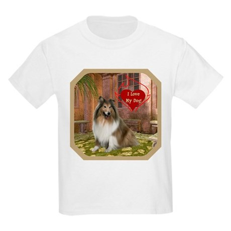 Collie Kids Light T-Shirt