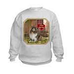 Collie Kids Sweatshirt