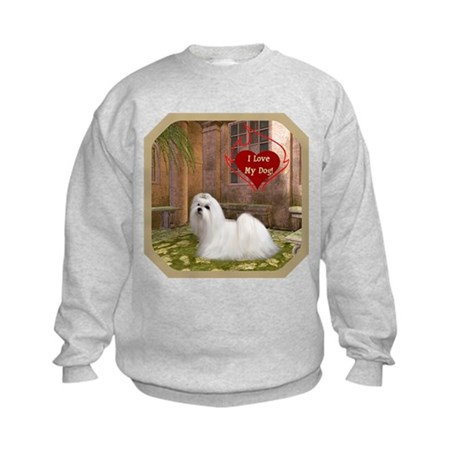 Maltese Kids Sweatshirt
