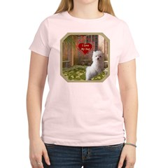 Maltese Puppy Women's Light T-Shirt