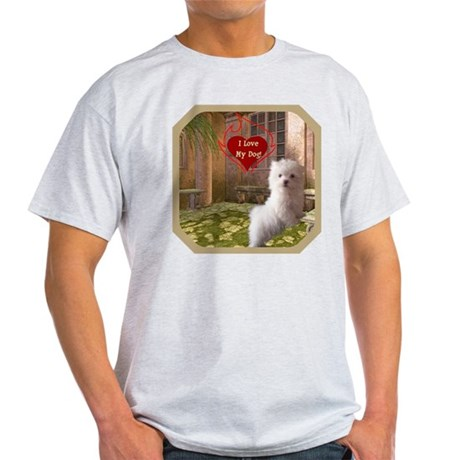 Maltese Puppy Light T-Shirt