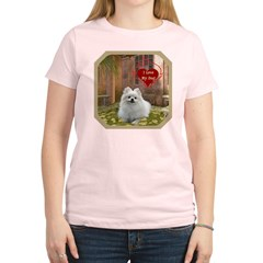 Pomeranian Women's Light T-Shirt