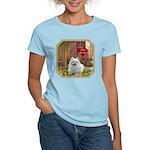 Pomeranian Women's Light T-Shirt