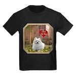 Pomeranian Kids Dark T-Shirt