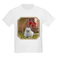 Pomeranian Kids Light T-Shirt