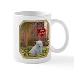Pomeranian Puppy Mug