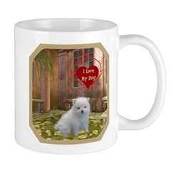 Pomeranian Puppy Mug
