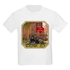 Poodle Kids Light T-Shirt