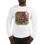 Schnauzer #1 Long Sleeve T-Shirt