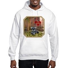 Schnauzer #1 Hooded Sweatshirt