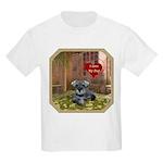 Schnauzer #1 Kids Light T-Shirt