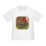 Schnauzer #1 Toddler T-Shirt