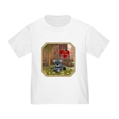 Schnauzer #1 Toddler T-Shirt