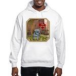 Schnauzer #2 Hooded Sweatshirt