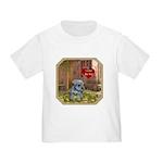Schnauzer #2 Toddler T-Shirt