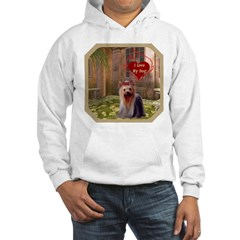 Yorkshire Hooded Sweatshirt
