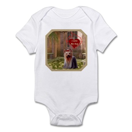 Yorkshire Infant Bodysuit