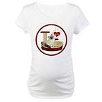 Cat #1 Maternity T-Shirt