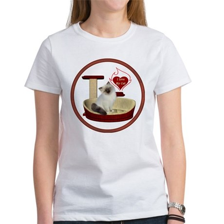 Cat #1 Women's T-Shirt