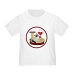 Cat #1 Toddler T-Shirt