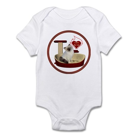 Cat #1 Infant Bodysuit