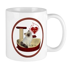 Cat #1 Mug