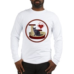 Cat #2 Long Sleeve T-Shirt