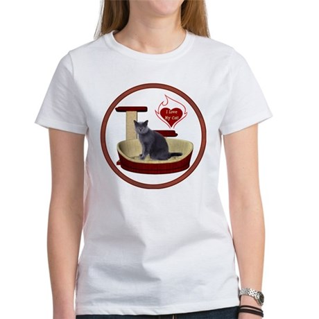 Cat #2 Women's T-Shirt