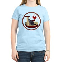 Cat #2 Women's Light T-Shirt