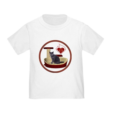 Cat #2 Toddler T-Shirt