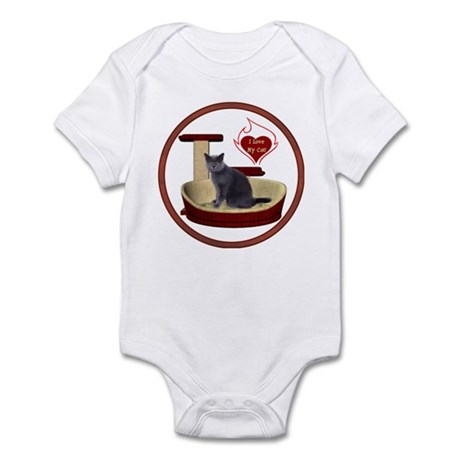 Cat #2 Infant Bodysuit