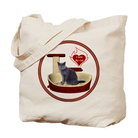 Cat #2 Tote Bag