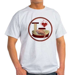 Cat #3 Light T-Shirt