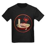 Cat #3 Kids Dark T-Shirt