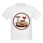 Cat #3 Kids Light T-Shirt
