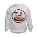 Cat #3 Kids Sweatshirt