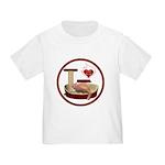 Cat #3 Toddler T-Shirt