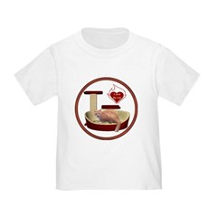 Cat #3 Toddler T-Shirt