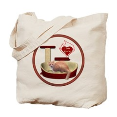 Cat #3 Tote Bag
