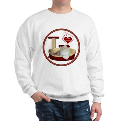 Cat #4 Sweatshirt