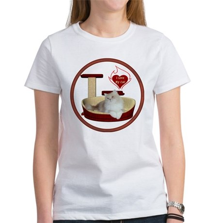 Cat #4 Women's T-Shirt