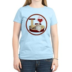 Cat #4 Women's Light T-Shirt