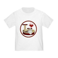 Cat #4 Toddler T-Shirt