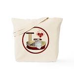 Cat #4 Tote Bag
