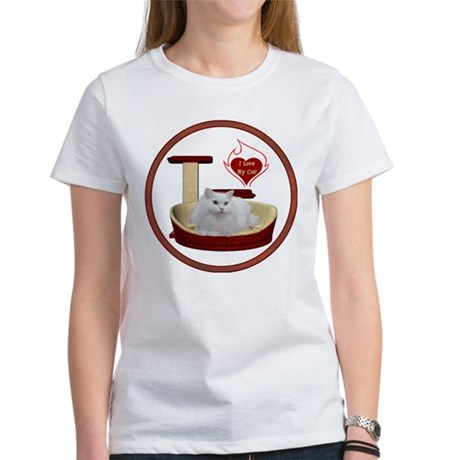 Cat #5 Women's T-Shirt