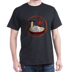 Cat #5 Dark T-Shirt