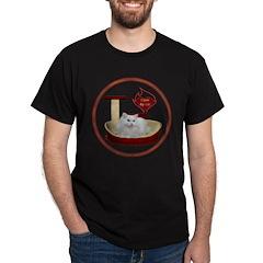 Cat #5 Dark T-Shirt