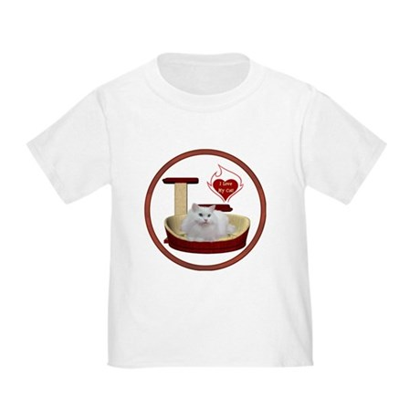 Cat #5 Toddler T-Shirt